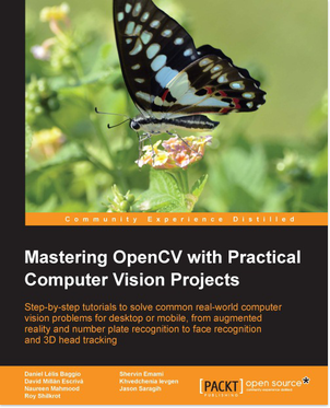 Mastering OpenCV with Practical Computer Vision Projects · My Name